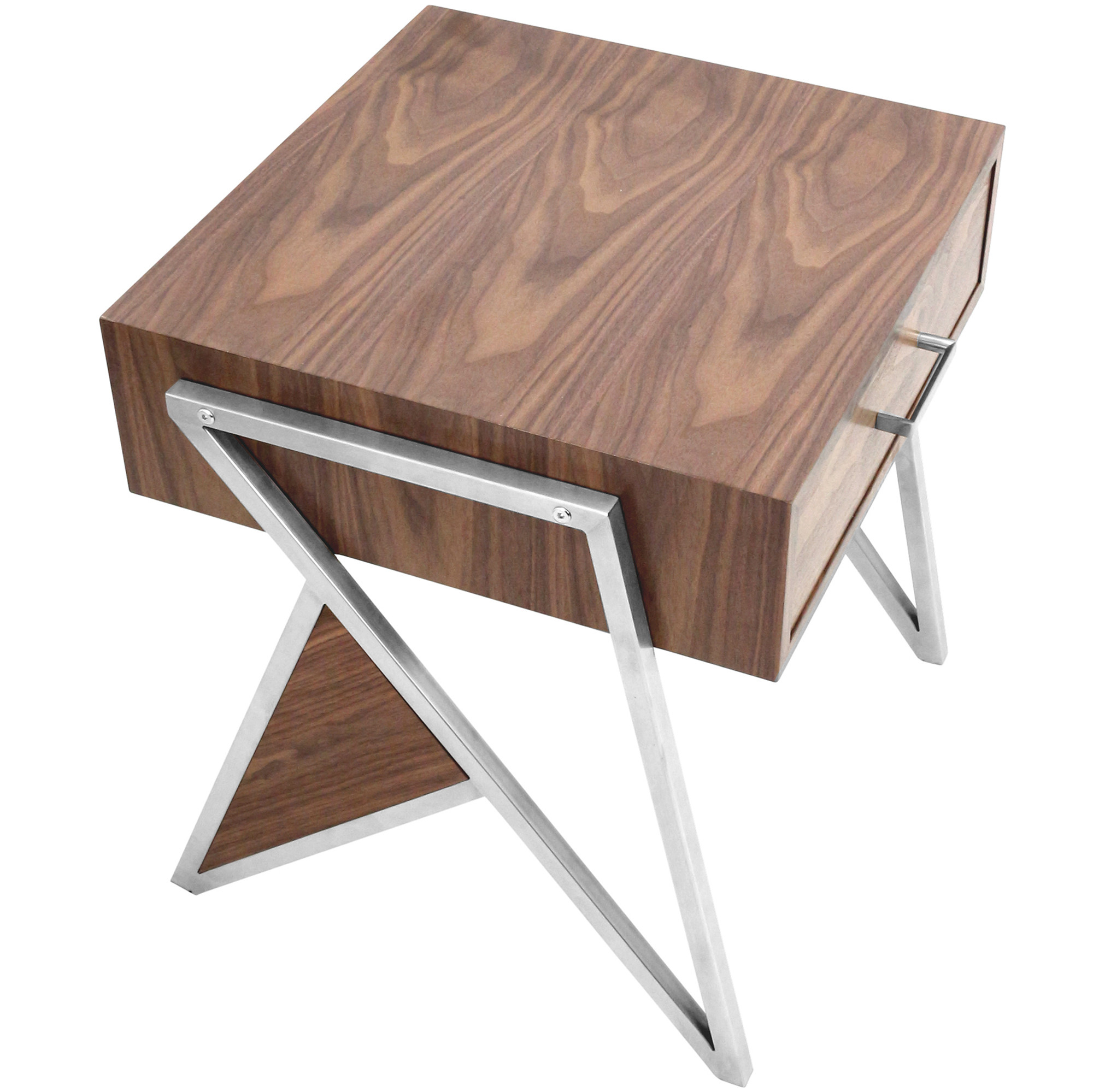 Tetra End Table - LumiSource - Stylish Decor at Affordable