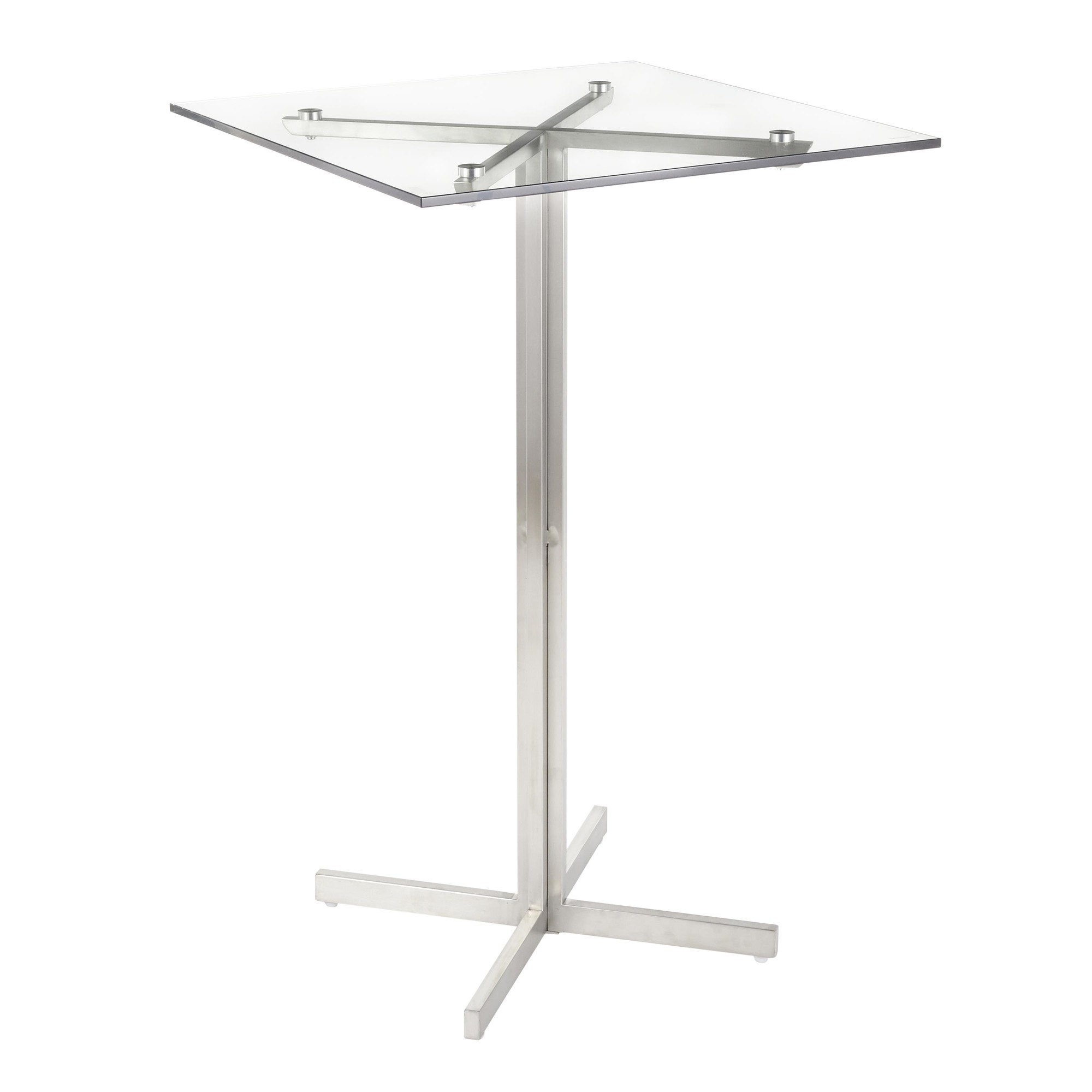 Picture of: Fuji Square Bar Table Lumisource Stylish Decor At Affordable Prices